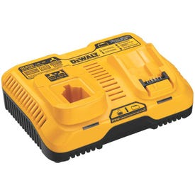 DeWALT DCB103 Battery Charger, 120 V Output, 90 min Charge, 2 -Battery, Battery Included: No