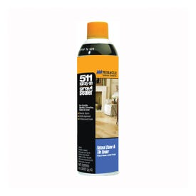 MIRACLE SEALANTS 511 Series GRT-SLR-AERO-6/1 Grout Sealer, Liquid, Clear, 15 oz, Can
