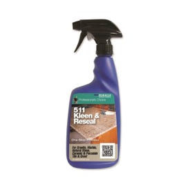 MIRACLE SEALANTS KL-RE-32OZ-6/1 Kleen and Reseal, 32 oz, Floral, Purple