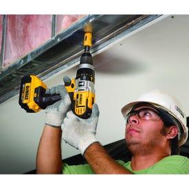DeWALT DCD985M2 Premium Hammer Drill Kit, Kit, 20 V Battery, 4 Ah, 1/2 in Chuck, Ratcheting Chuck