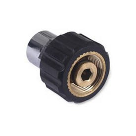 Mi-T-M AW-0023-0490 Screw Coupler, 3/8 in Connection, FNPT x M22