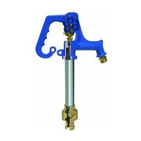 Simmons 800LF Series 805LF Yard Hydrant, 90-1/2 in OAL, 3/4 in Inlet, 3/4 in Outlet, 120 psi Pressure