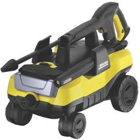 Karcher K 3 Series 1.601-990.0 Pressure Washer, 13 A, 120 V, Axial Pump, 1800 psi Operating, 1.3 gpm, Spray Nozzle