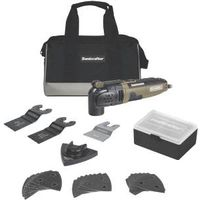 ROCKWELL Sonicrafter RK5121K Oscillating Multi-Tool, 120 V, 3 A, 11,000 to 21,000 opm Speed