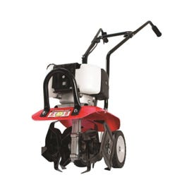 Southland SVC43 Powered Cultivator, Unleaded Gas, 43 cc Engine Displacement, 2-Cycle Engine, 5 in Max Tilling D