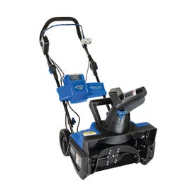 Snow Joe ION18SB Snow Blower, 40 V Battery, 1 -Stage, 18 in W Cleaning, 20 ft Throw