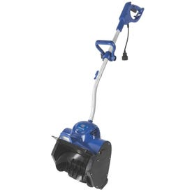 Snow Joe 324E/323E Snow Shovel, 10 A, 1 -Stage, 11 in W Cleaning, 20 ft Throw