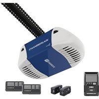 Chamberlain PD762EV Garage Door Opener, 200 W, Remote Control