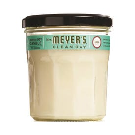 Mrs. Meyer's 44116 Large, Scented Soy Candle, Creamy