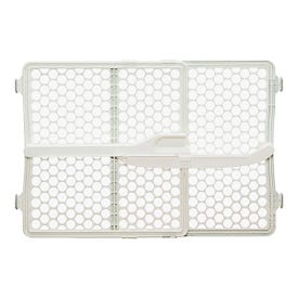 Safety 1st GA087CRE4 Doorway Gate, Plastic, Cream, 23-1/2 in H Dimensions
