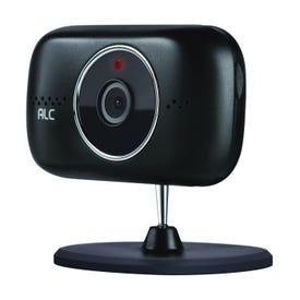 ALC AWF11 Wi-Fi Camera, 75 deg View, 720p Resolution, Night Vision: 25 ft, Wall Mounting