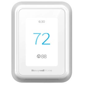 Honeywell RCHT9510WFW2001/W Smart Thermostat, LCD Display