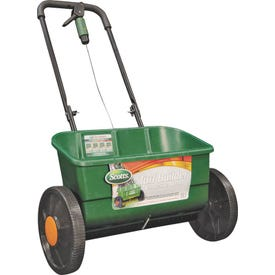 Scotts Lawn Care Accugreen 3000 Deluxe Model Drop Spreader