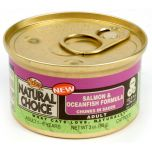 Nutro Natural Choice Cat Food 3 oz Salmon and Oceanfish