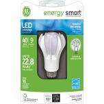 Ge Electric Led Light Bulb A19 9w