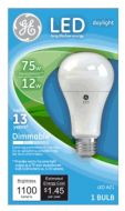 Daylight LED Bulb, 12W