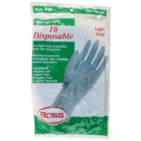 Big Time Products Nitrile Disposable Gloves 10 Pk