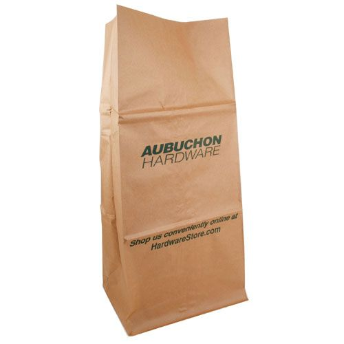 Aubuchon Hardware Paper Lawn And Leaf Bags 30 Gallon 5 Pack