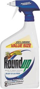 Scotts Lawn Care Roundup Trigger Action Weed and Grass Killer 30 oz