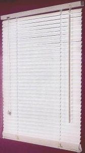 "Kenney Manufacturing Light Filtering Vinyl Mini Blind 1""x29""x64"""