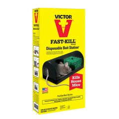Victor® Fast-Kill® Disposable Bait Station