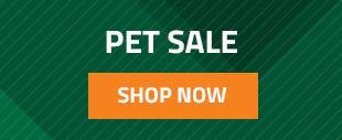 April Pet Sale Ends April 30, 2018