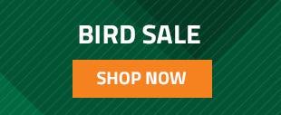 April Bird Sale Ends April 30, 2018