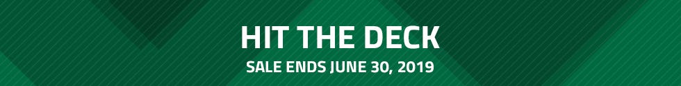 Check out what is on sale this month for paint and sundries. Sale ends June 30th 2019.