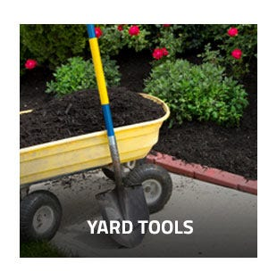 Get Your Yard Cleaned Up And Shop All Tools