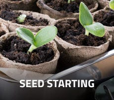 Seed Starting Accessories
