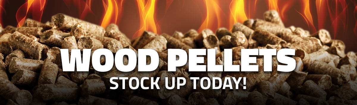 Everyday bulk pricing when you buy a ton of wood pellets, PLUS get a $20 Reward during the month of September - OR get 10% OFF 10 or more bags every day.