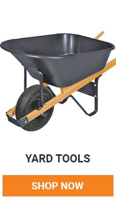 Yard Cleanup begigns here. We have everything you need to get your yeard back to looking beautiful. Shop Now.