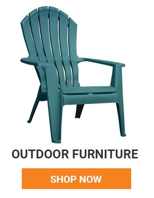 Outdoor furniture charis available in assorted colors. Shop now.