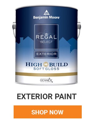 Does your house need a fresh coat of paint? There is nothing better then Benjamin Moore Paint to keep your house looking great. Shop Now.