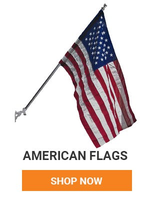 American pride Get your American Flag today. We have many sizes to choose from. Shop Now.