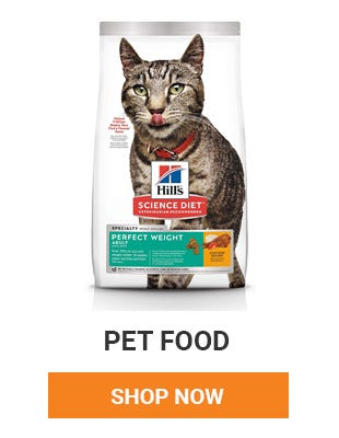 We have quality brand pet foods such as science diet, merrick, taste of the wild and more. Shop Now.