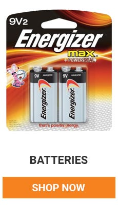 Now is a good time to change your batteries in all smoke alarm and carbon monixide detectors. Shop Now.