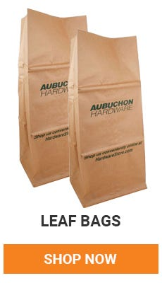 Time to pick up those leaves. Pick up some leaf bags today. Shop Now.