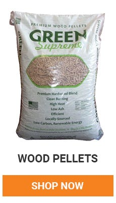 Stock up on wood pellets. We sell everyday bulk pricing on a ton of pellets or 10 percent off 10 to 49 bags of wood pellets. Shop Now.