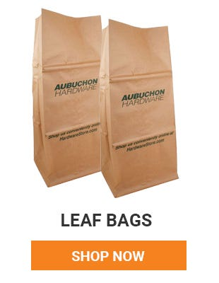 Leafs are falling get your leaf bags today. Shop Now.