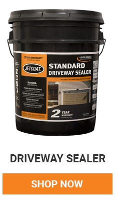 seal that driveway now before winter. we have all the supplies you need to fill and seal. Shop Now.