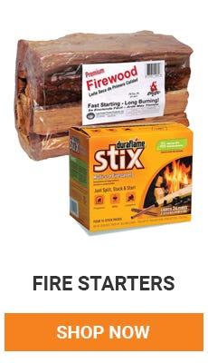 lets get toasty. We have all your firestarting nededs.